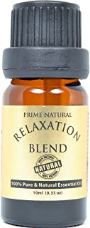 Prime Natural Relaxation Essential Oil Blend