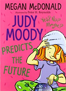 Judy Moody Predicts the Future [Paperback] Megan McDonald and Peter H. Reynolds