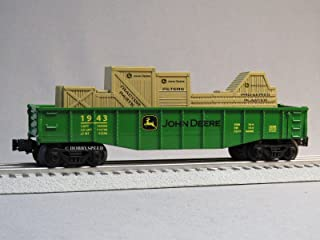 LIONEL Gondola with CANISTERS #6112-1 o Gauge