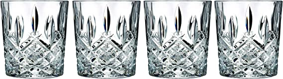 Marquis by Waterford 165118 Markham Double Old Fashioned Glasses
