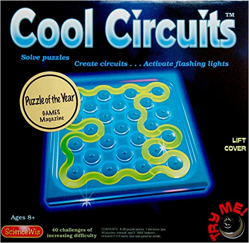 Sciencewiz Cool circuits Puzzle