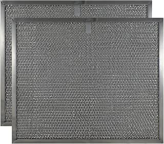 Replacement Range Hood Filter Compatible with Broan Model BPS1FA30 (2-Pack) - 11-3/4 X 14-1/4 X 3/8