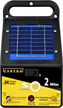 Zareba ESP2M-Z 2-Mile Solar Low Impedance Electric Fence Charger