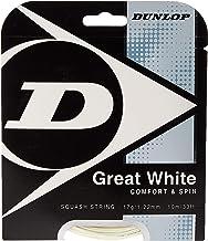 Dunlop Biomimetic Great Tennis String, White