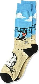 K. Bell Socks mens Sporting Novelty Crew Socks