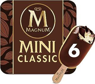 Magnum Mini Classic Ice Cream Bars 6 ct