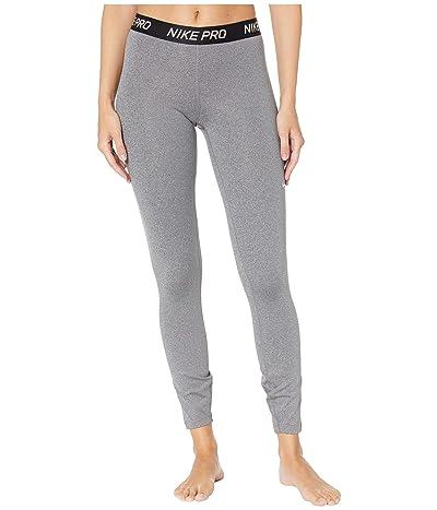 Nike Pro Splice Just Do It Graphic Tights (Black/Pure/White) Women