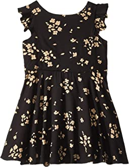 Floral Fit and Flare Dress (Toddler)
