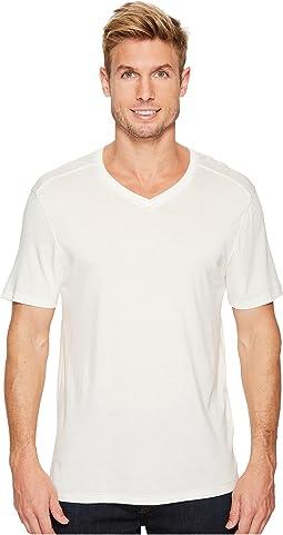 Cory Short Sleeve V-Neck Tee