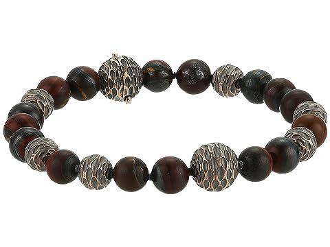 John Hardy Legends Naga Bead Bracelet with Gemstone