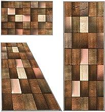 Tapijt Tapijt 39.4x78 inch Tapijten voor Woonkamer Sale Moderne Wasbare Non-Slip Backing voor Hal Entry Way Floor Tapijt