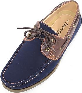 Chaussures bateau à lacets Mocassins Pour homme Style décontracté