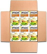 Tipson Tea Organic Matcha Cinnamon & Ginger Tea Infusions - 150 Tea Bags by MunchBox