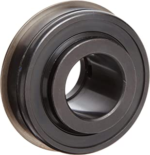 Timken ER16 Wide Inner Ring Ball Bearing, With Snap Ring, Double Sealed, Inch, 1
