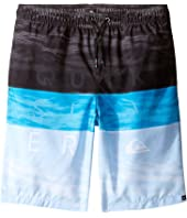 Quiksilver Kids - Word Waves LV Youth 17 (Big Kids)