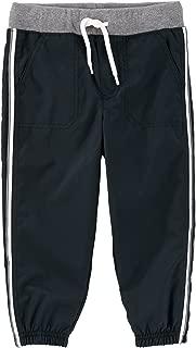 Osh Kosh Boys' Classic Fit Matte Active Pant