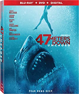 47 Meters Down: Uncaged (2019) [Blu-ray]