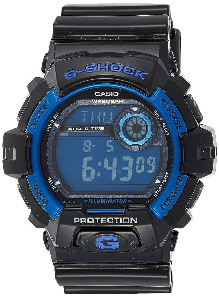 単独で降雨洋服CASIO (カシオ) 腕時計 G-SHOCK(Gショック) G-8900A-1 メンズ [逆輸入品]