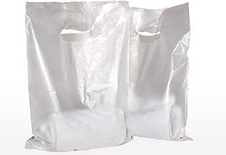 bulk plastic merchandise bags