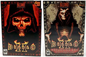 Diablo 2 with Lord of Destruction Expansion