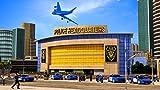 Características de Police Car Plane Transporter: Vegas Crime Simulator: - Controles suaves que no se ven en ningún juego de policía o simulador de crimen policial. - El mejor juego de disparos de la policía con múltiples niveles de transporte. - Efec...