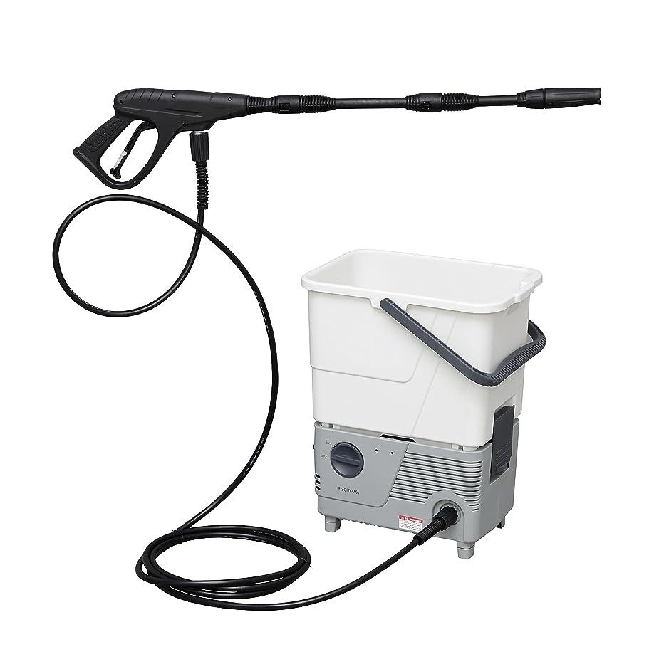 運動する写真ブルゴーニュアイリスオーヤマ 高圧洗浄機 タンク式 SBT-412