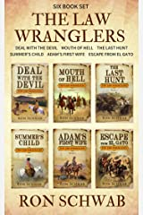 The Law Wranglers: Western Box Set (Books 1 - 6) Kindle Edition