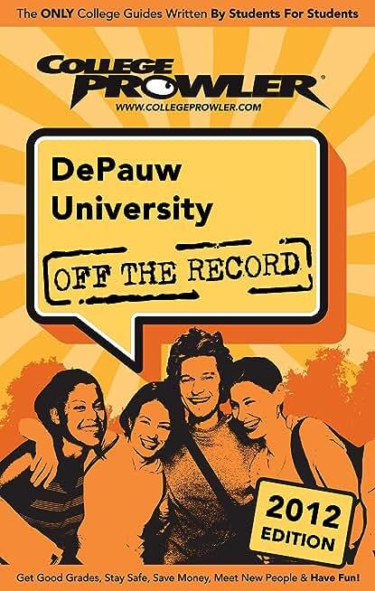 DePauw University 2012 (English Edition)