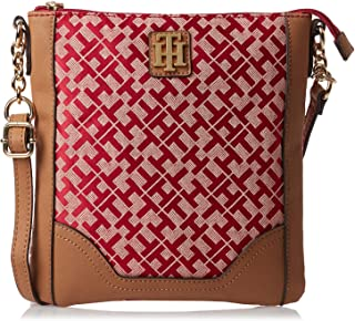 Tommy Hilfiger Crossbody Bag for Women - Red