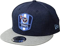 9Fifty Official Sideline Away Snapback - Tennessee Titans