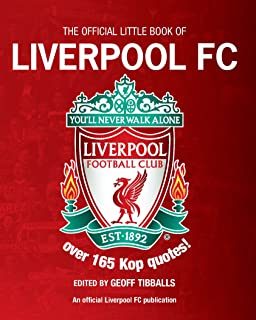 The Official Little Book of Liverpool (Little Book of Soccer)