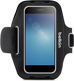 Braçadeira Universal para Smartphones 4 5 Sport Fit, Belkin, F8M952btC00, Preto