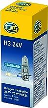 HELLA H3 24V Standard Halogen Bulb, 70W