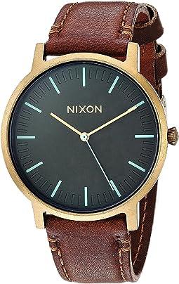 Nixon - Porter Leather