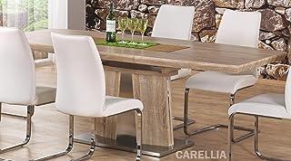 CARELLIA Table A Manger Extensible Design 160÷220/90/76 CM