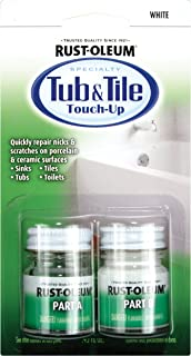 Rust-Oleum, White 244166 Specialty Kit Tub and Tile Touch