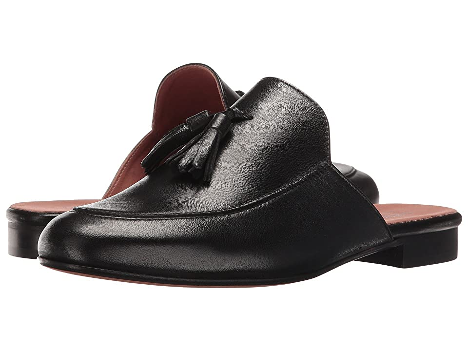 Summit by White Mountain Anelie (Black Leather) Women