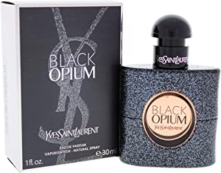 Yves Saint Laurent Black Opium Eau de Parfume Spray for Women, 30 ml