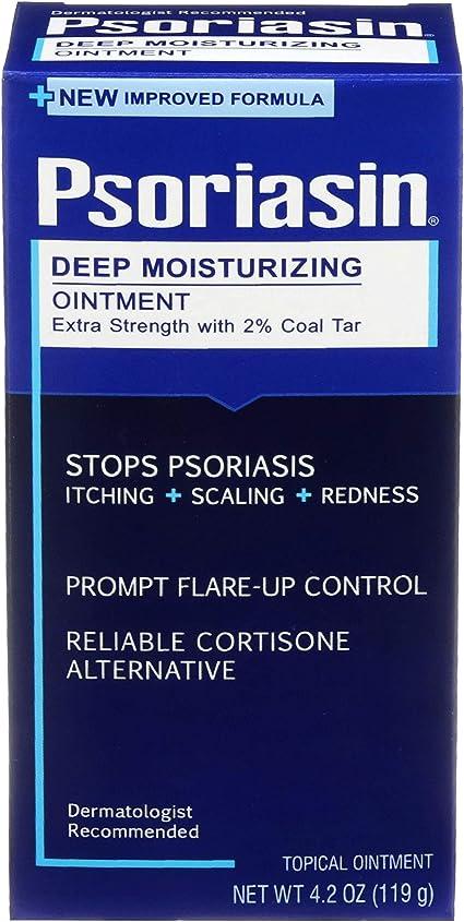 Psoriasin Deep Moisturizing Ointment - oz | Wish