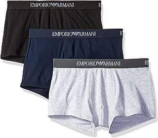 Emporio Armani Men's 3-Pack Cotton