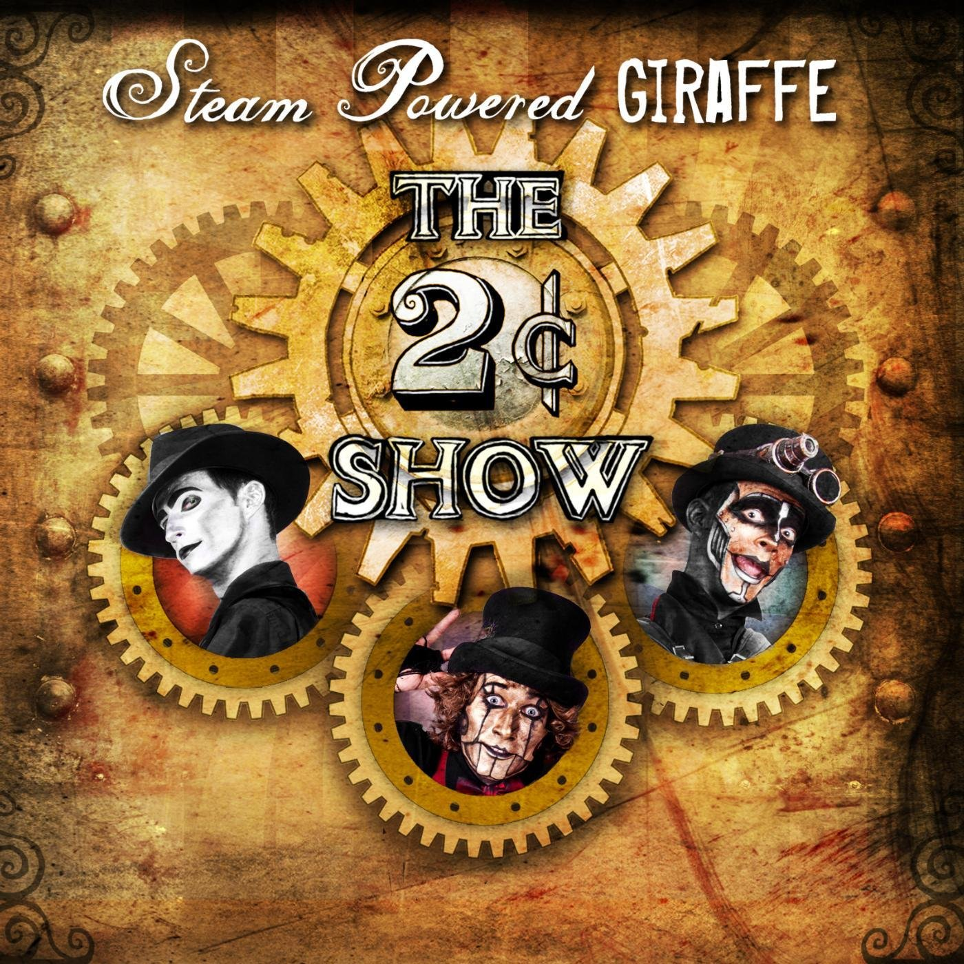 2%C2%A2 Show Steam Powered Giraffe