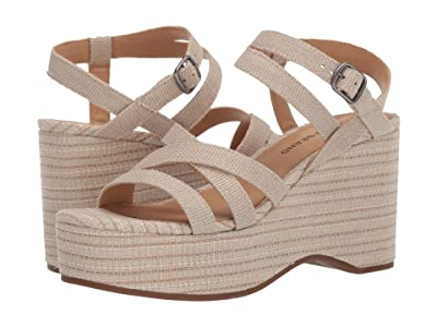 Lucky Brand Carlisha (Light Stone) Women