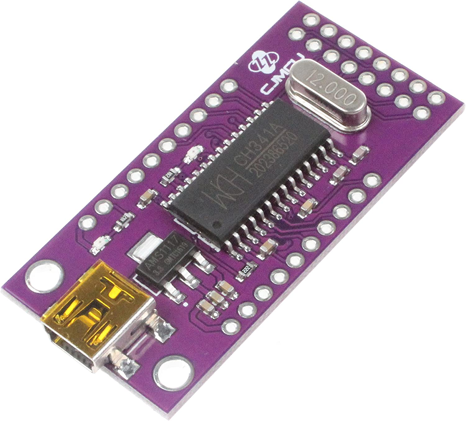 NOYITO CH341A USB Direct sale of manufacturer Bus Converter National products Serial to RS23 Module