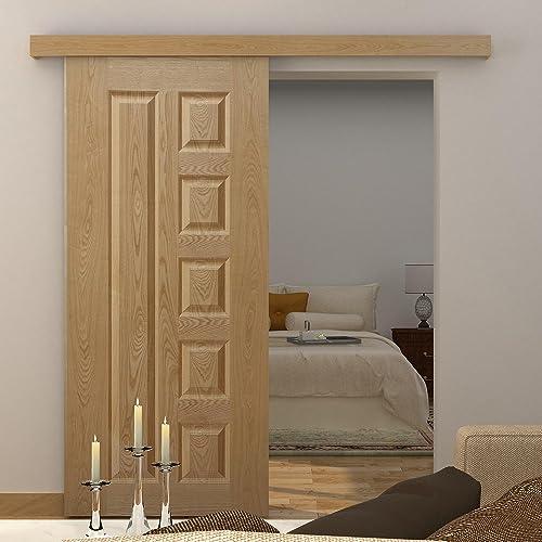 Wooden Sliding Doors: Amazon co uk