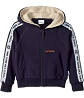 Clint Navy Full Zip Jacket (Toddler/Little Kids/Big Kids)