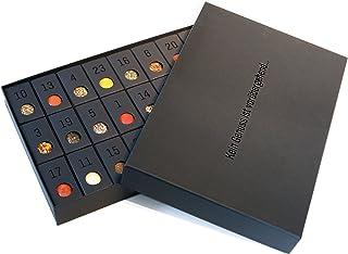 Gewürz Adventskalender 2020 – Kalender mit 24 edlen Gewürzen und Rezepten - das ideale Geschenk zum Kochen mit Kräutern und Gewürzmischungen… Gewürz Adventskalender