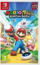 MARIO RABBIDS KINGDOM BATTLE Nintendo Switch by Ubisoft