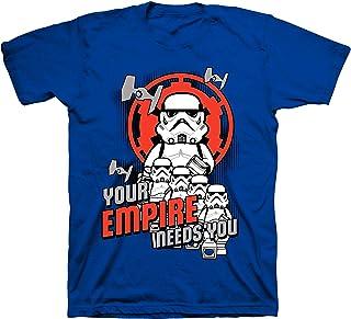 Lego Disney Star Wars Boys Gray Black T-Shirt Stormtrooper S-XXL 6-18 Brand NEW