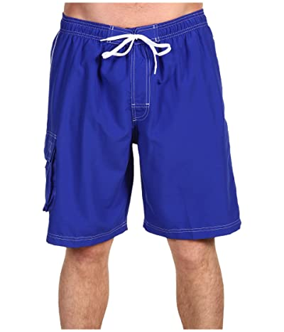 TYR Challenger Trunk (Royal) Men