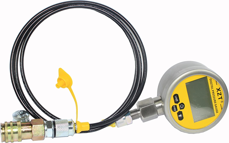 XZT Fort Worth Mall Kom-10000psi Digital Hydraulic Pressure fo Kit Online limited product Test Coupling